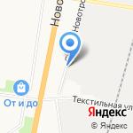 Монтажно-заготовительная мастерская на карте Благовещенска