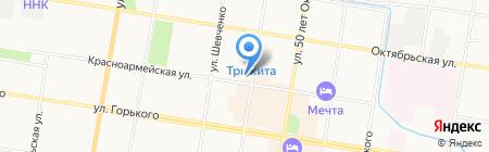Аптека на карте Благовещенска