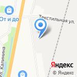 Амур-Контакт на карте Благовещенска