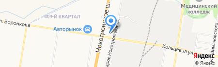 MorozAuto на карте Благовещенска
