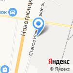 Vsem-voda.ru на карте Благовещенска