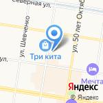 Котамур-р-р на карте Благовещенска