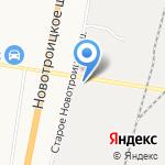 ДВ Тайр на карте Благовещенска