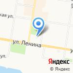 Почтовое отделение №23 на карте Благовещенска