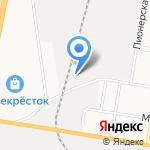 ДВ-Партнер на карте Благовещенска