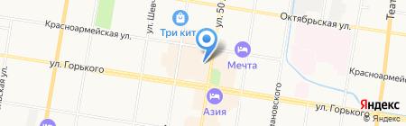 МегаФон на карте Благовещенска
