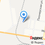 Отряд технической службы ФПС по Амурской области на карте Благовещенска