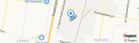 Электроремонт на карте Благовещенска