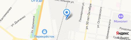 ВесСервис на карте Благовещенска