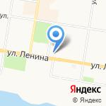 Благовещенская городская Дума на карте Благовещенска