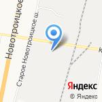 Торгово-транспортная компания на карте Благовещенска