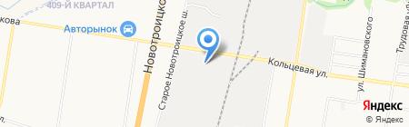 Автоэлектроника на карте Благовещенска