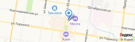Fresh Market на карте Благовещенска