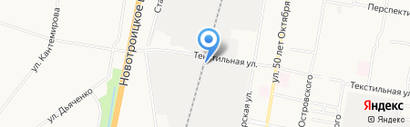 Продсервис на карте Благовещенска