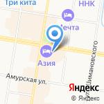 Домофон.ru на карте Благовещенска