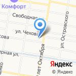 VIP Розыгрыш на карте Благовещенска