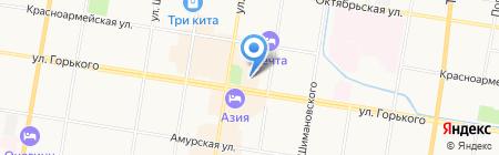 Недвижимость 28 на карте Благовещенска