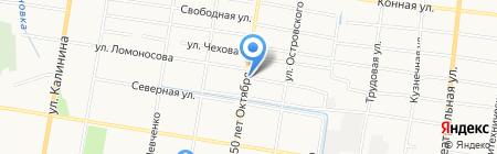 Русский фейерверк на карте Благовещенска