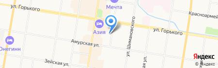 Mebelnadivane28 на карте Благовещенска