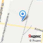 АТИК-МОТОРС на карте Благовещенска