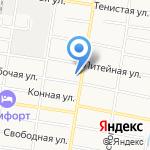 Амурская туристическая компания на карте Благовещенска