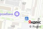 Схема проезда до компании Серышевские в Благовещенске