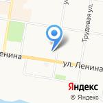 Министерство социальной защиты населения Амурской области на карте Благовещенска