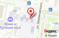 Схема проезда до компании Редакция Газеты  в Благовещенске