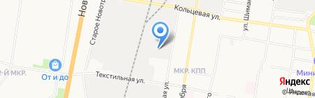 АмурАвтоАльянс на карте Благовещенска