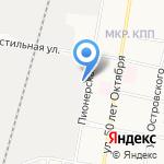 Гидроэлектромонтаж на карте Благовещенска