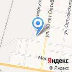 Мой минимаркет на карте Благовещенска