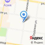 Амурский областной центр по профилактике и борьбе со СПИД и инфекционными заболеваниями на карте Благовещенска