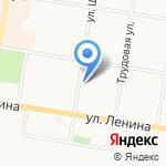 Депутатская фракция КПРФ на карте Благовещенска