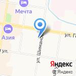 Арт ПРОФИ на карте Благовещенска