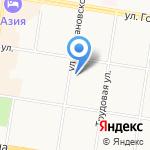 Электроспецпроект на карте Благовещенска
