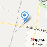 Амурский завод железобетонных конструкций на карте Благовещенска
