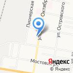РУССКИЙ ОСТРОВ на карте Благовещенска