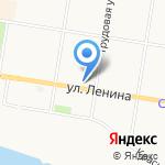 Happyco на карте Благовещенска