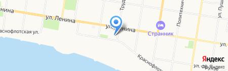 Амурский колледж педагогического образования и физической культуры на карте Благовещенска