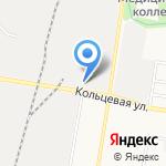 Автоцентр УАЗ на карте Благовещенска