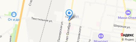 Административный участок №46 на карте Благовещенска