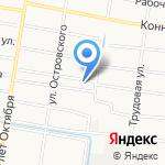 Системный оператор Единой энергетической системы на карте Благовещенска