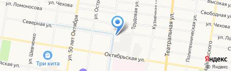 Дальневосточный зональный научно-исследовательский ветеринарный институт на карте Благовещенска