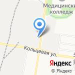 Электромонтажник на карте Благовещенска