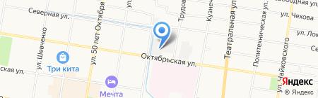 Автоэлектрик на карте Благовещенска