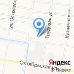 ГК Альфа-СПК-Джитейч на карте Благовещенска