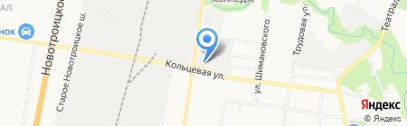 СпецМаш-ДВ на карте Благовещенска