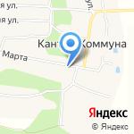Фельдшерско-акушерский пункт на карте Благовещенска
