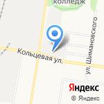 Дрим-Авто на карте Благовещенска