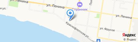 Тренажерный зал на карте Благовещенска